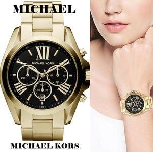 Michael Kors MK5739 Women's Stainless Steel Bradsh